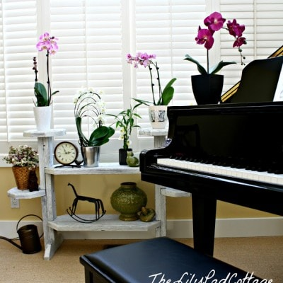 Spring Piano Room