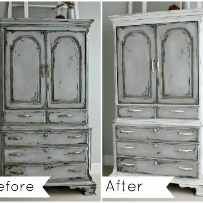 Furniture Painting…Again – 3rd Times the Charm?