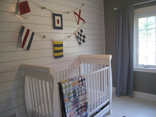 """My Baby's """"Manly"""" Room"""