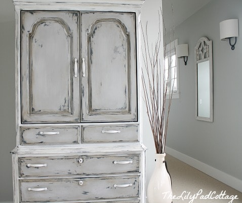 Furniture redo annie sloan chalk paint