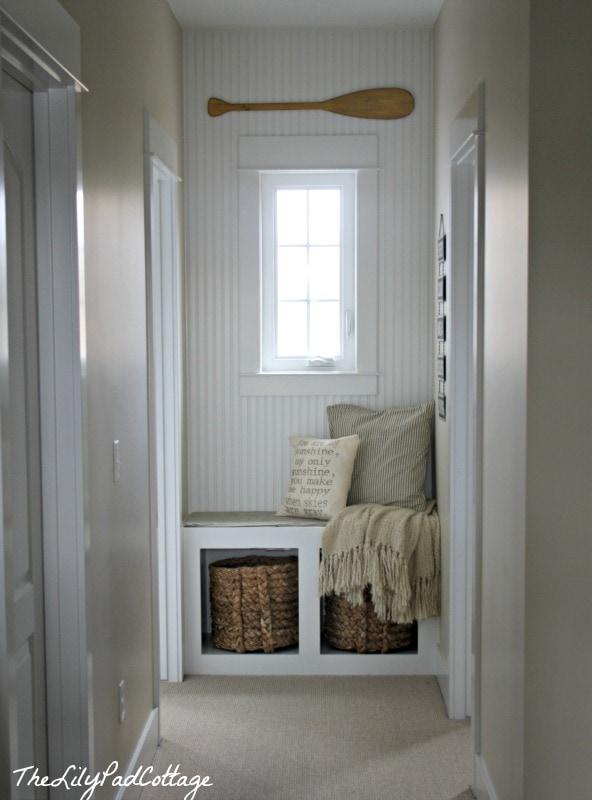 Window Seat - thelilypadcottage.com