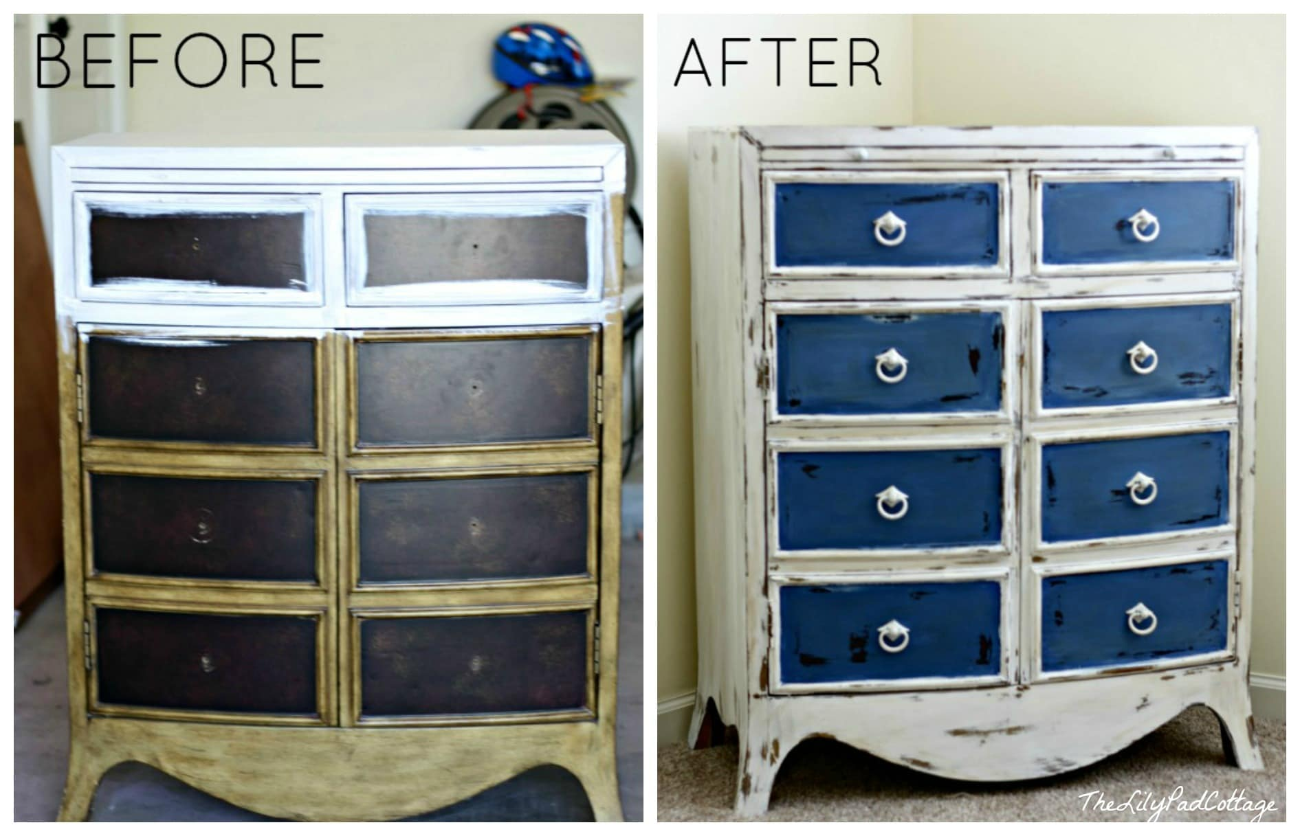 Ordinaire Furniture Redo Annie Sloan Chalk Paint   Www.thelilypadcottage.com