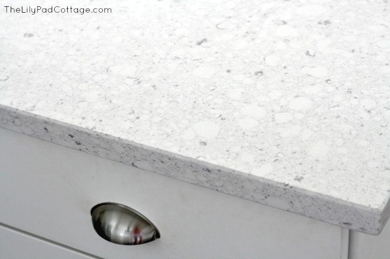 BIano RIver Silestone Counter tops