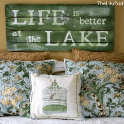 Guest Room Decor – My Mom's House
