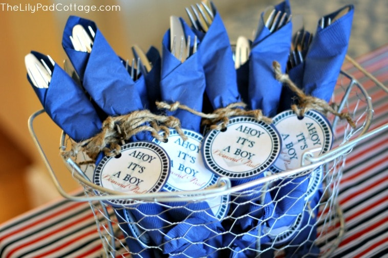 nautical baby shower ahoy it 39 s a boy baby shower