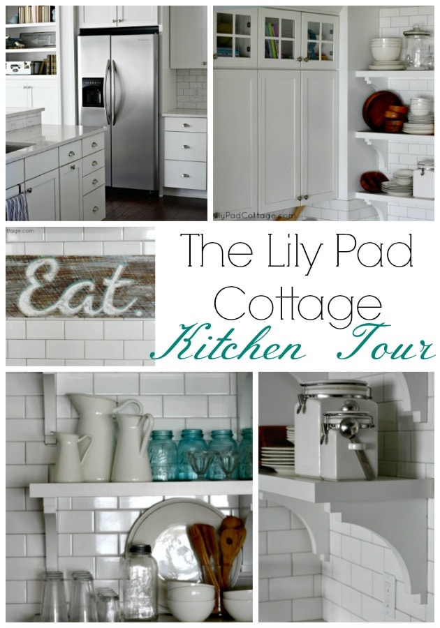 The Lily Pad Kitchen Tour