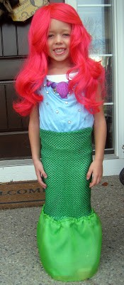 Under the Sea – Costumes