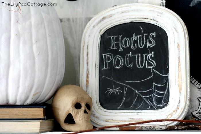 Hocus Pocus sign