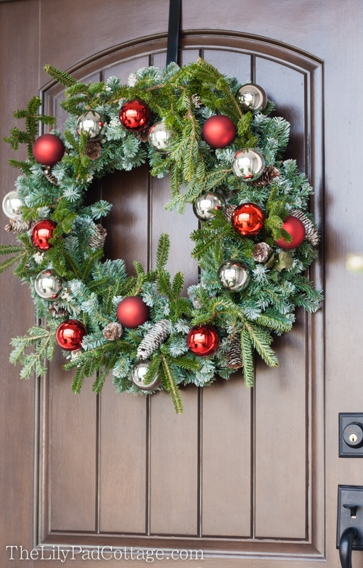 christmas wreath - Hobby Lobby Christmas Wreaths