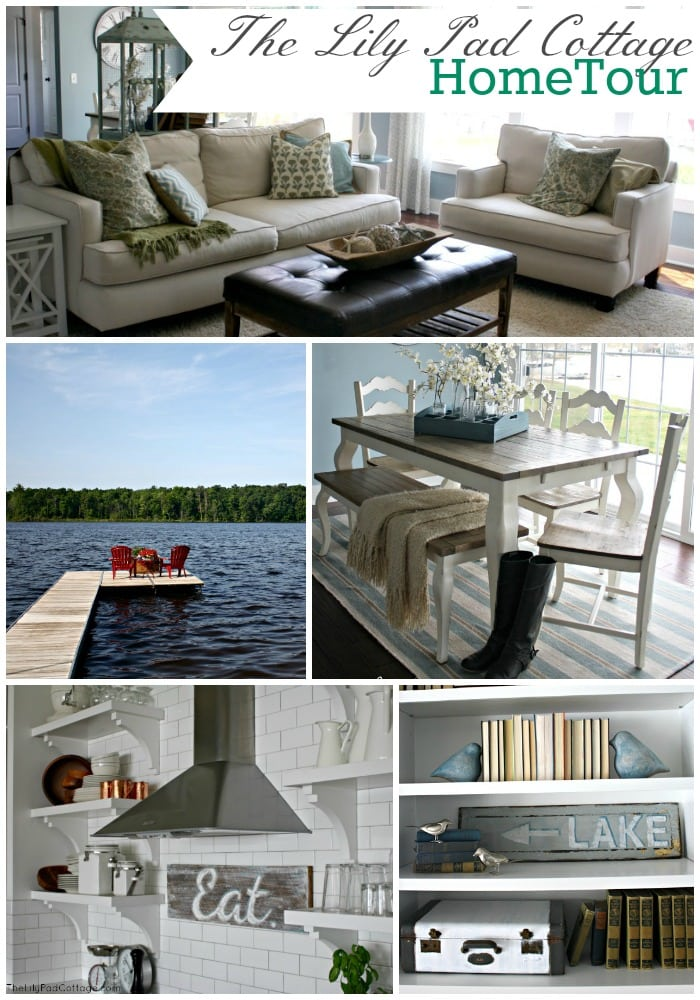 The Lily Pad Cottage House Tour
