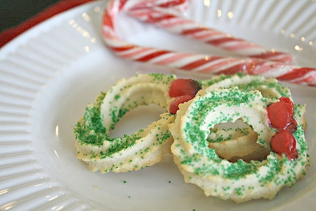 wreath-cookie