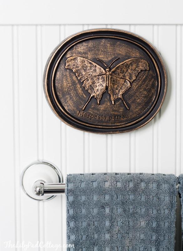 Vintage Bathroom accessories