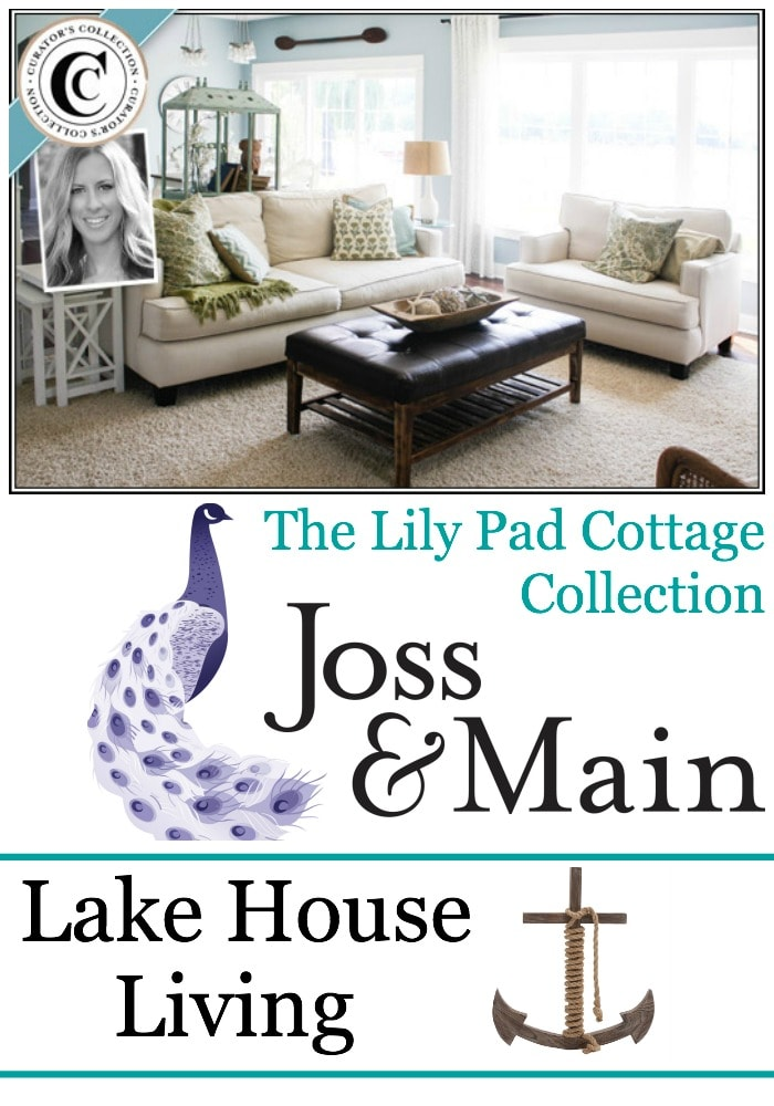 The lily pad cottage joss and main sneak peek the for Joss and main contact