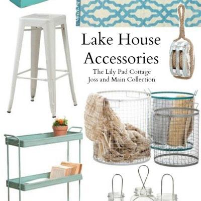 Lake House Living Inspiration