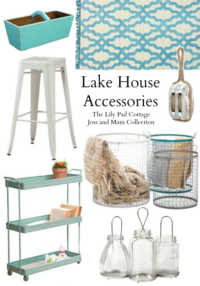 Lake House Living Inspiration The Lilypad Cottage