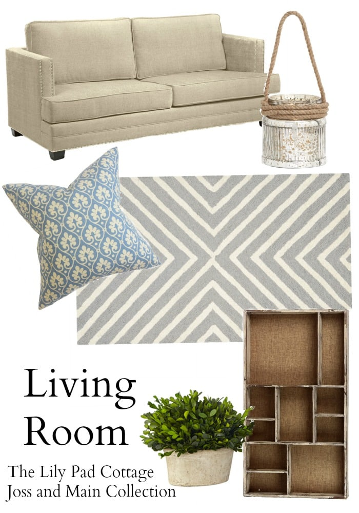 Joss and main living room ideas for The family room on main