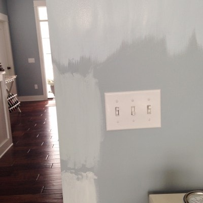 That time I needed drywall anchors and painted my living room instead…