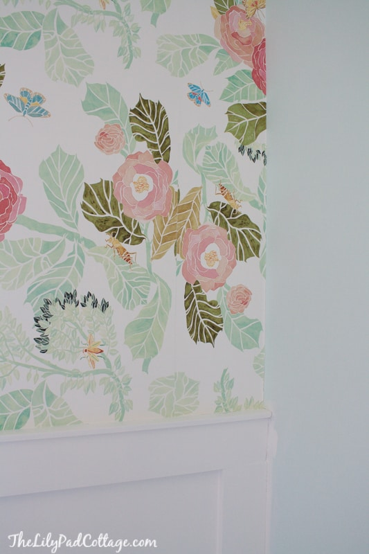 Anthropologie Peonies Wallpaper