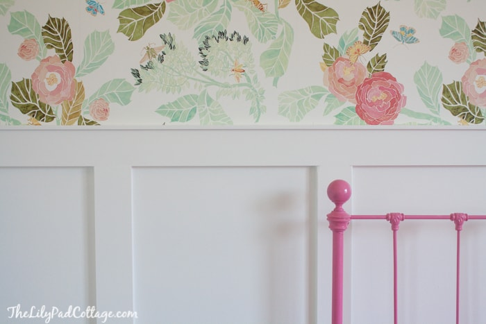 Hung Up On Hanging Wallpaper