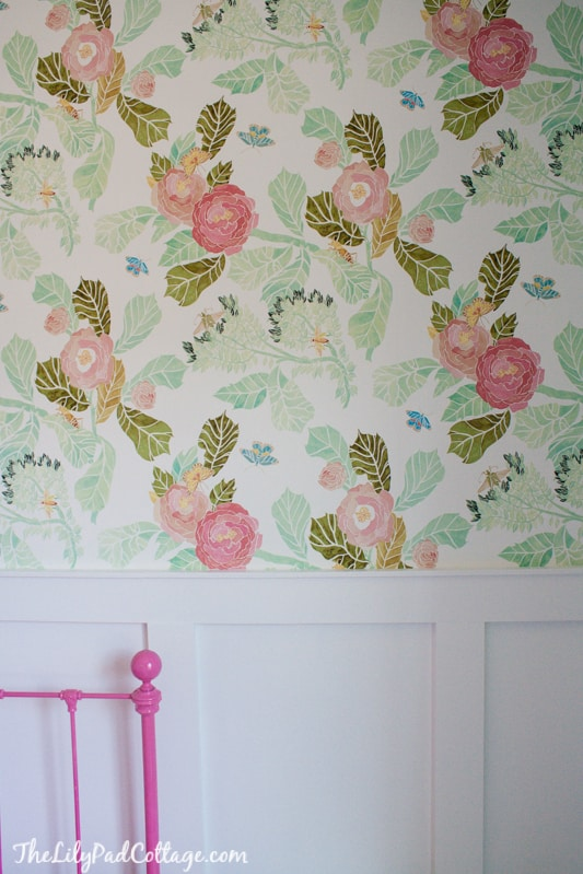 Hung Up On Hanging Wallpaper The Lilypad Cottage