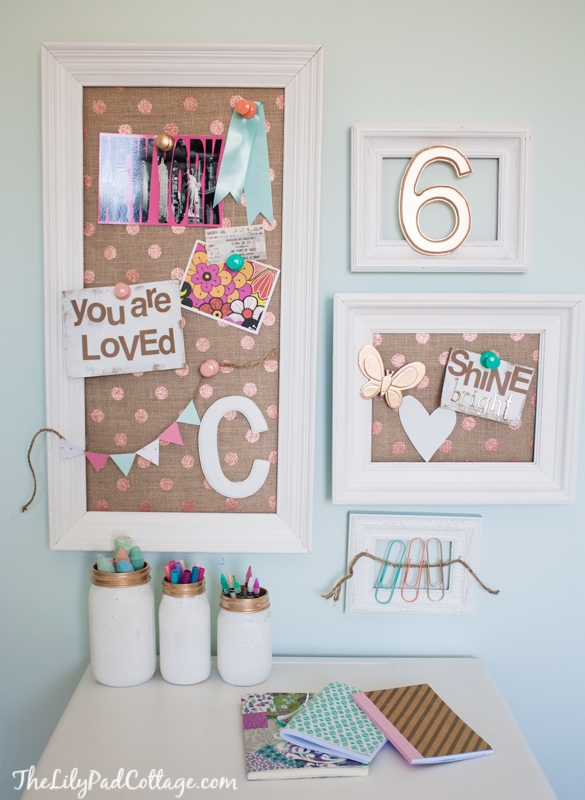 Cute Little Girls Desk