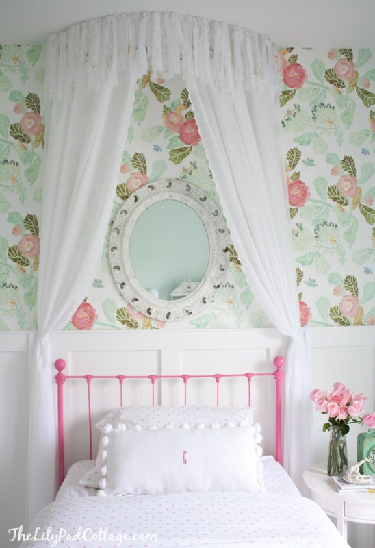 Cool Big Girl Room Canopy
