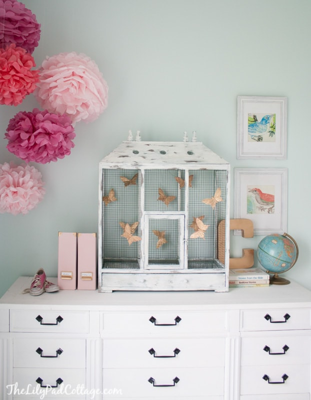 Little Girl Bedroom Decor