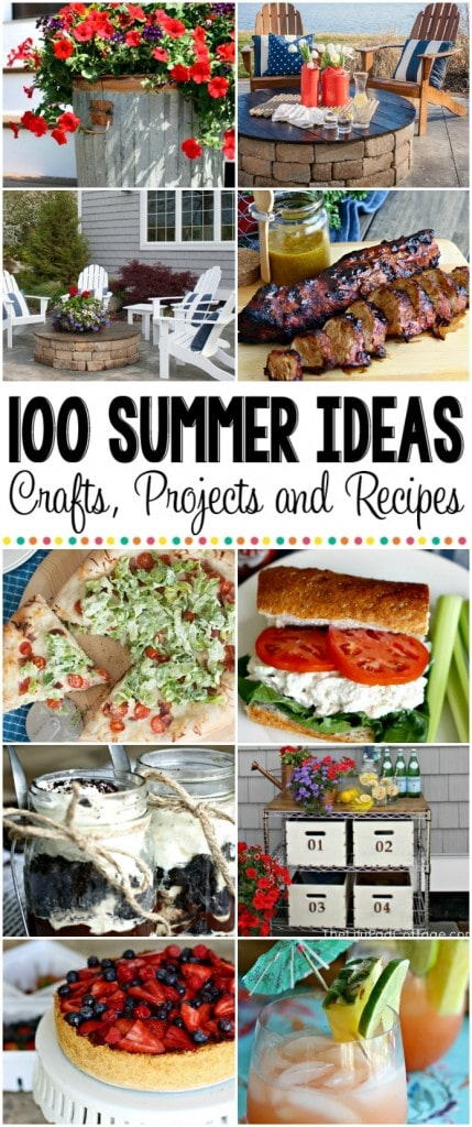 100 Summer Ideas
