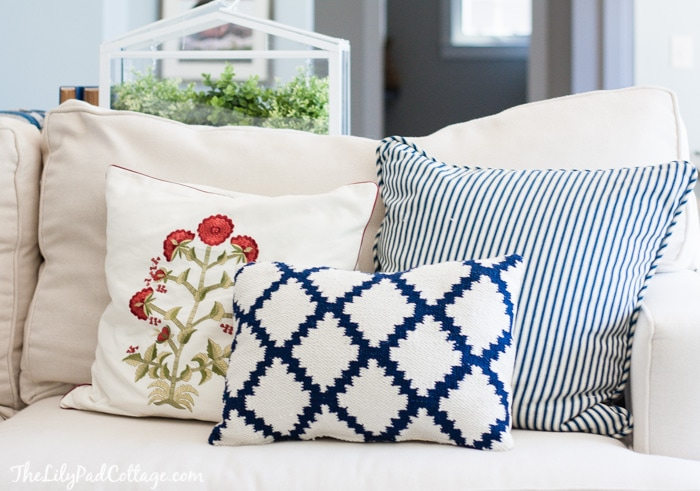 Cottage Pillows