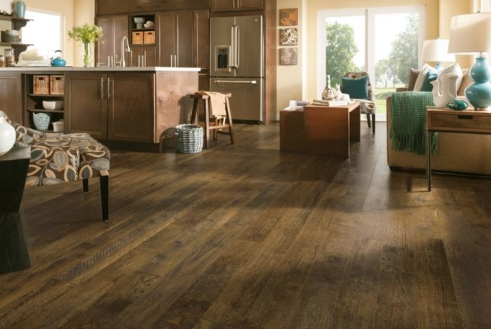 Rustic Flooring Armstrong