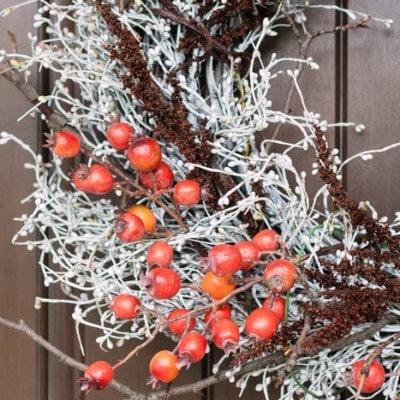 Fall Wreath – Wreath Blog Hop