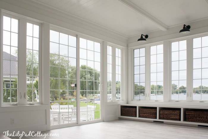 Good White Sunroom