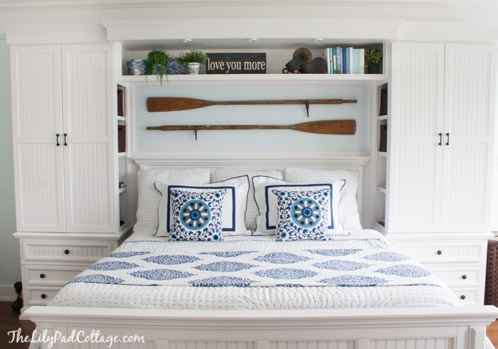 Perfect Bedroom Decor And Builtins