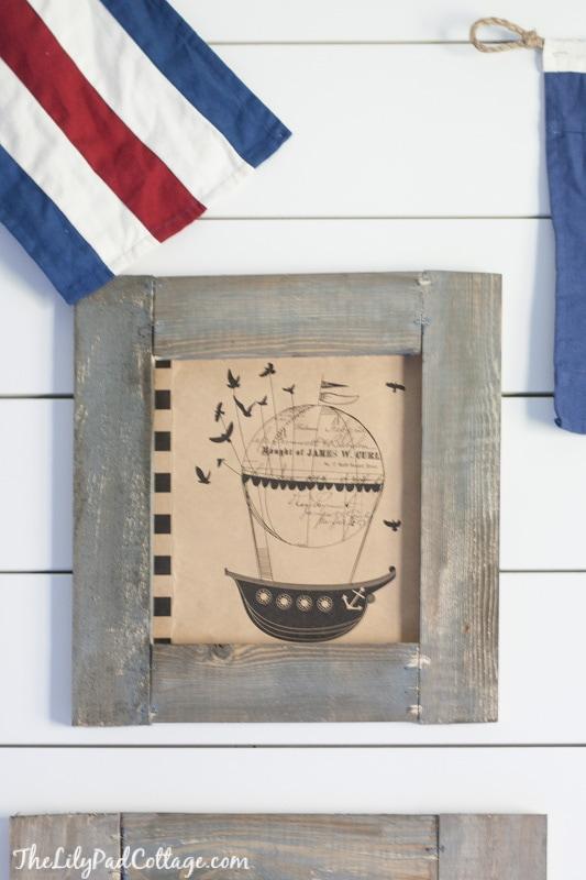 Gift Bag Wall Art