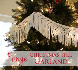 fringe-garland button