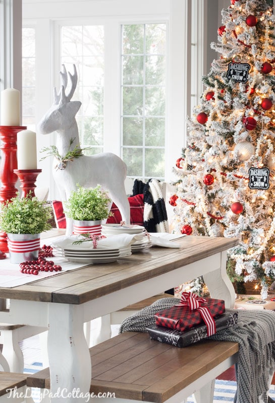 Most Beautiful Summer Christmas Decoration Ideas