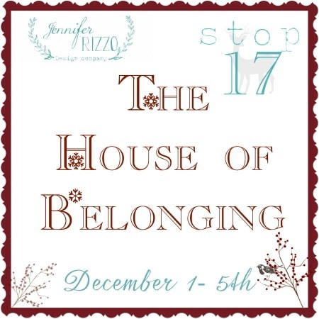 The hosue of belonging house 17