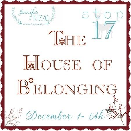 The hosue of belonging house 17