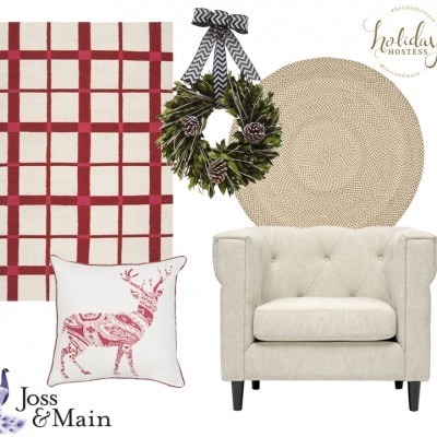 Joss and Main Holiday Hostess Event