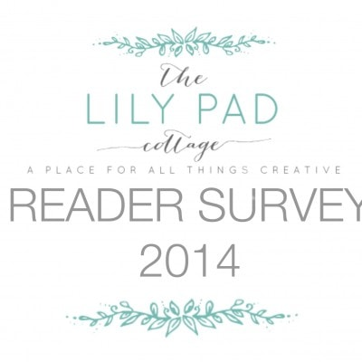 Reader Survey – tell me what you think!