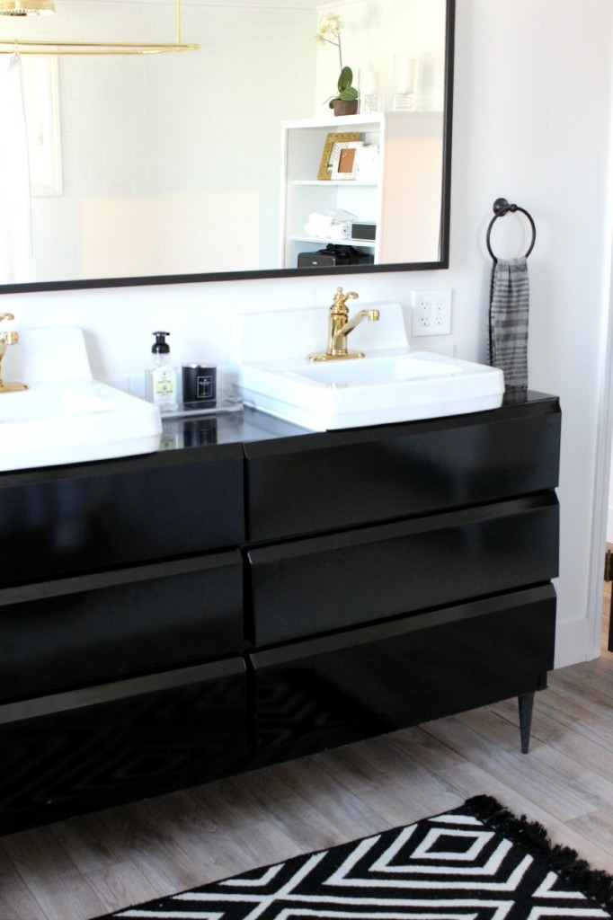 Modern Farm House Bath