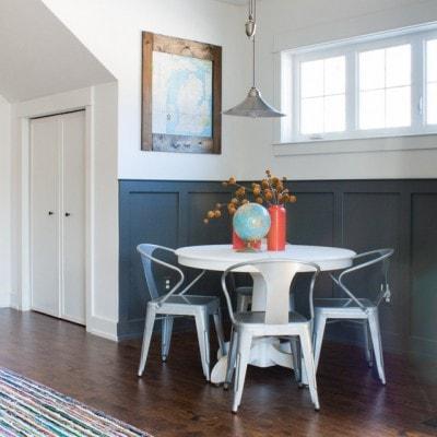 Playroom Laminate Flooring Reveal