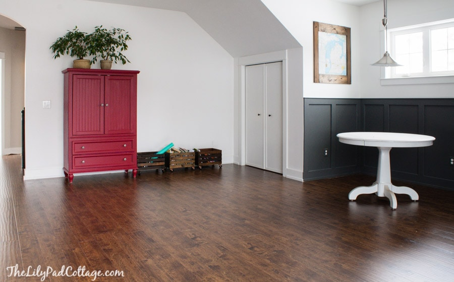 Playroom Laminate Flooring