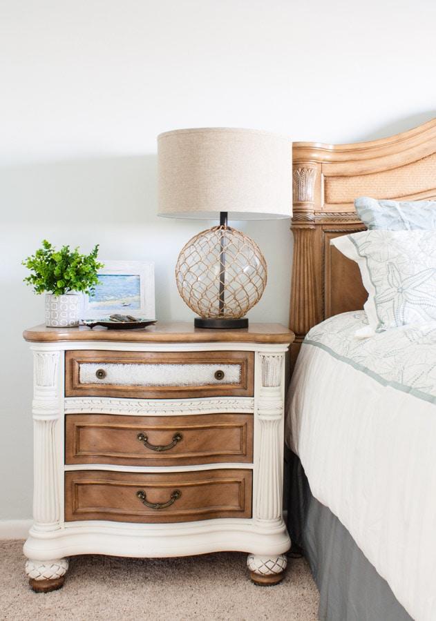 Beach Master Bedroom Decor