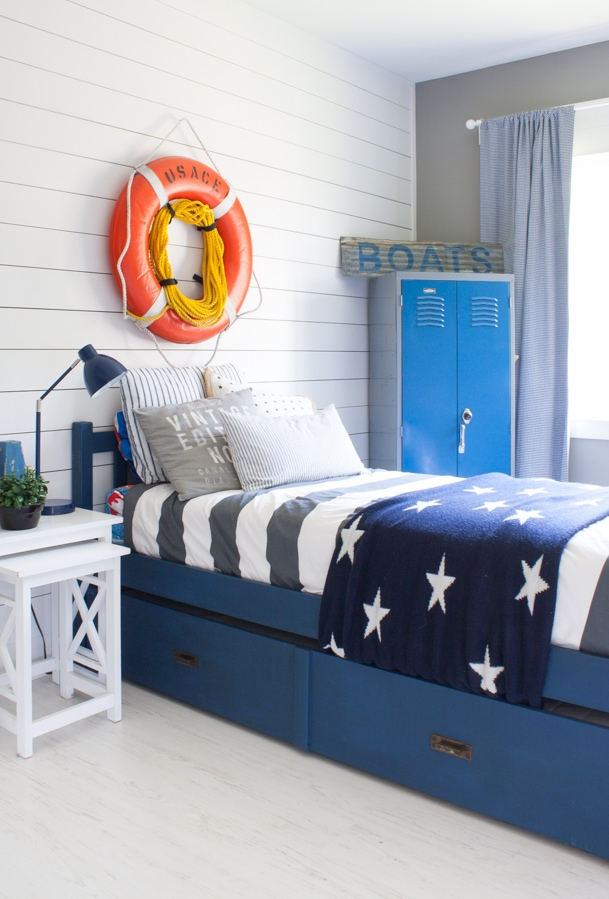 Toddler Boy Room Design: The Lilypad Cottage
