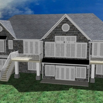 Official Lake House Renderings