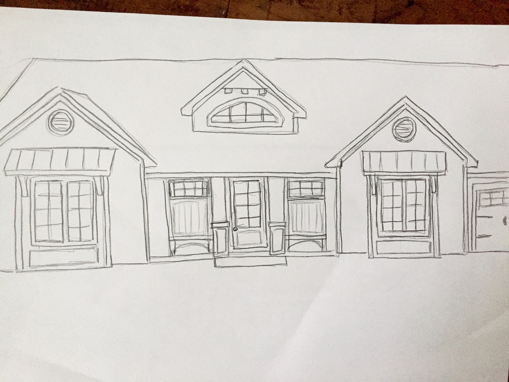 New House Plans The Lilypad Cottage