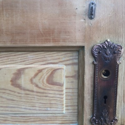 Pantry Door – First House Purchase