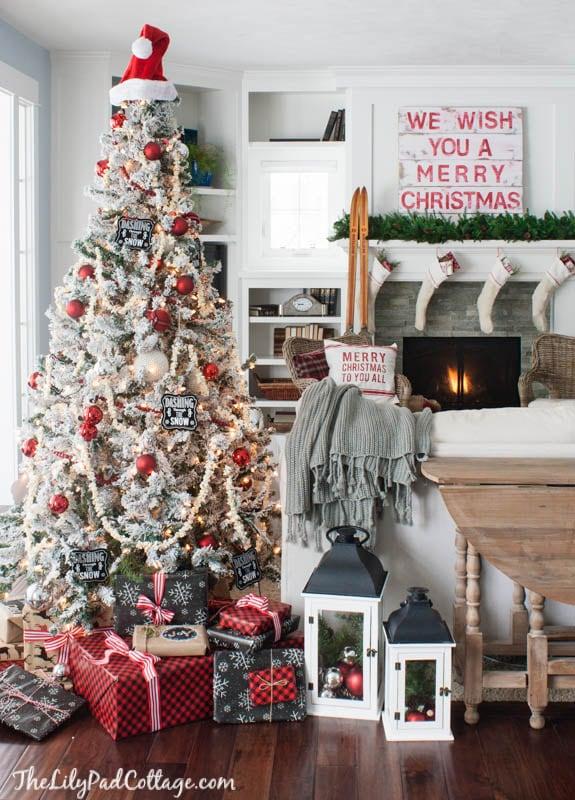 Classic Christmas tree ideas