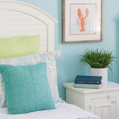 Coastal Kids Guest Room